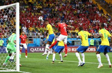 Botërori rus mbetet pa favoritë, Zvicra i pret hovin Brazilit
