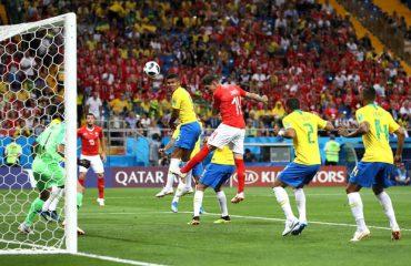 """Brazili rezulton """"më favorit"""" se Gjermania, por e ndal Shaqiri dhe Zvicra"""