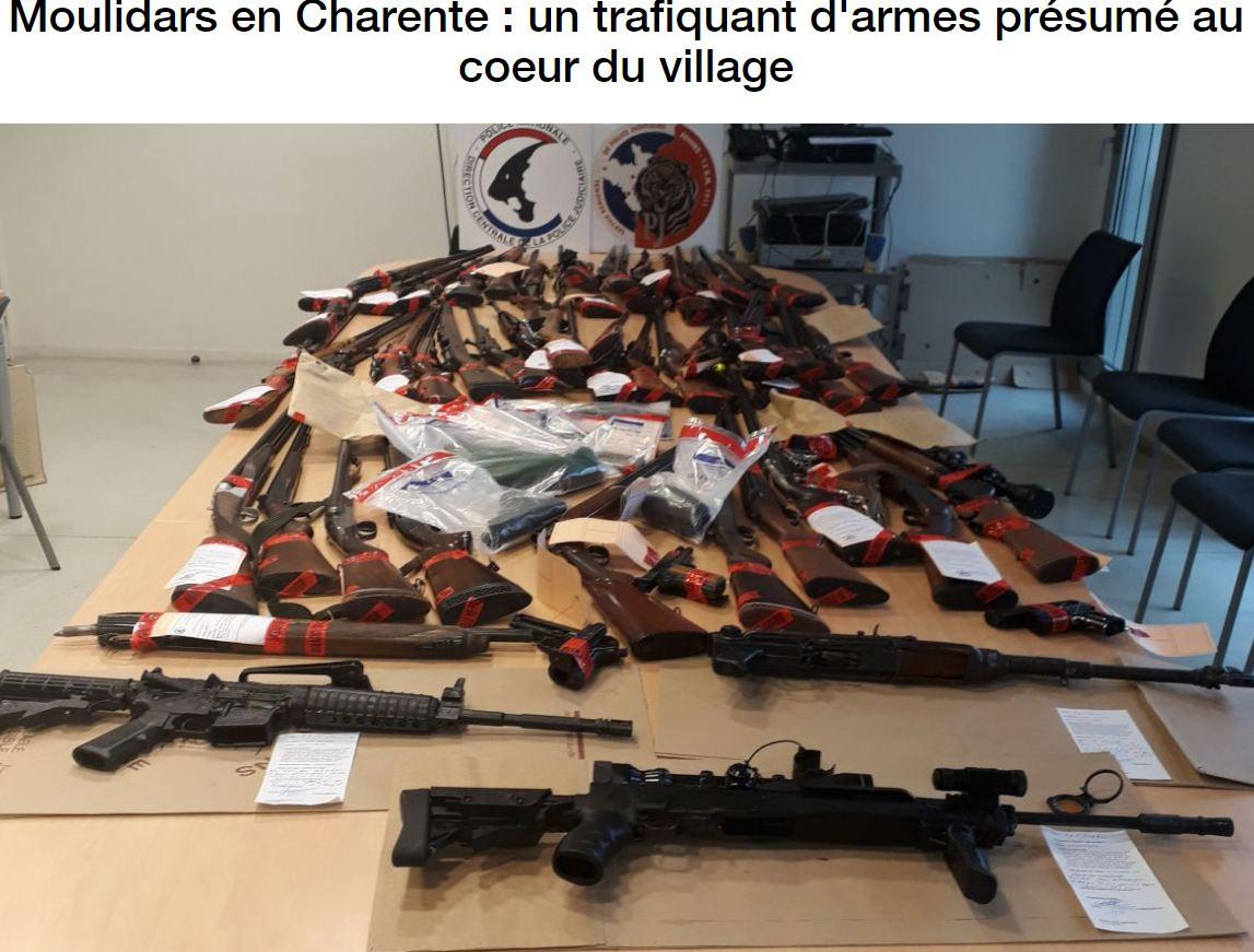 Zbulohet arsenal armësh në Elbasan, dyshohet të përdorura në disa ngjarje kriminale