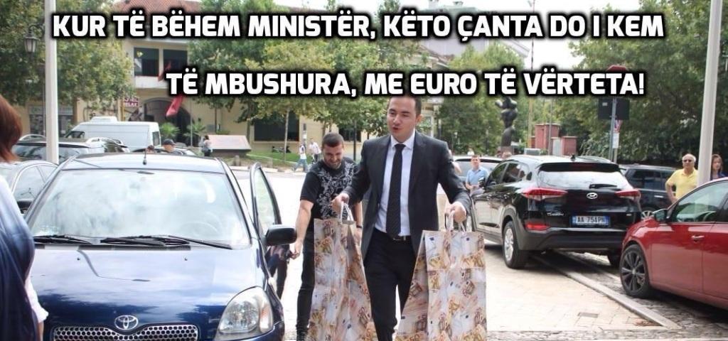 """""""ANTENA JASHTË FAMILJES""""/ Salianji: Unë kurrë nuk do të të dorëzoj euro fallco, Luli!"""