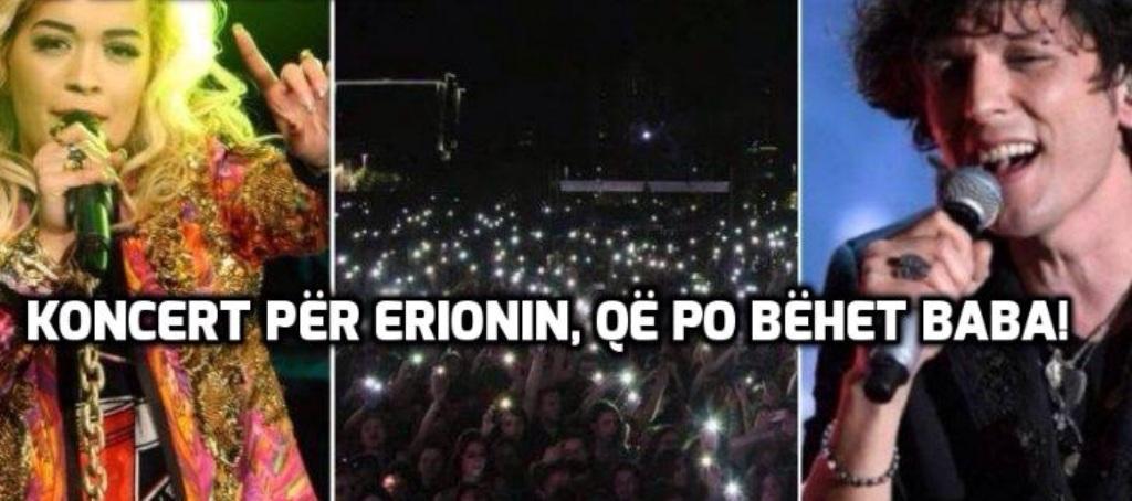 """""""ANTENA JASHTË FAMILJES""""/ Erion Veliaj: Ermalin dhe Ritën i solla për të festuar shtatzëninë e gruas"""
