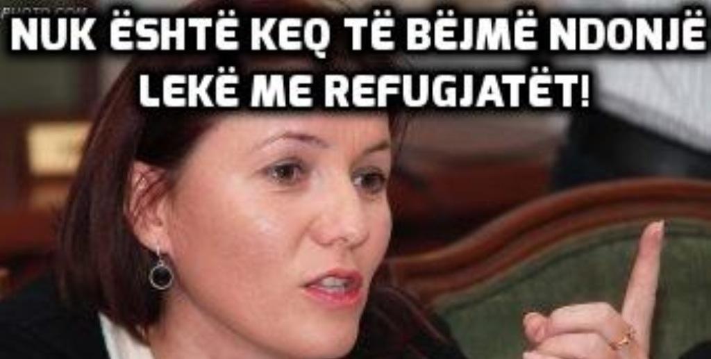 """""""ANTENA JASHTË FAMILJES""""/ Flet shoqja Ermonela Felaj: Letë bëjmë ndonjë lek prej refugjatëve që do vijnë!"""