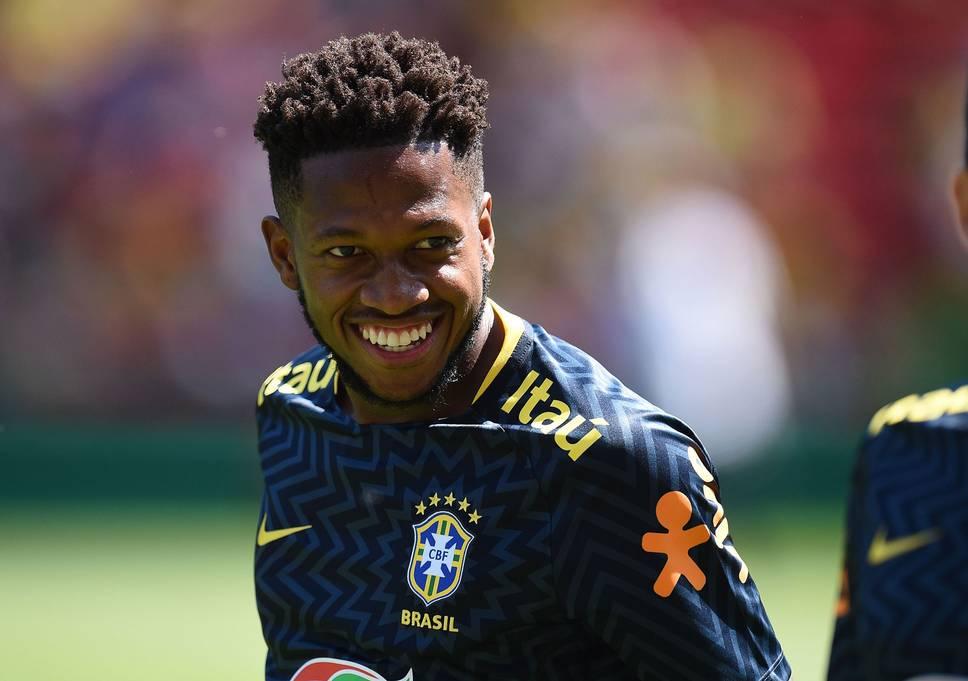 """Mourinho """"i paduruar"""", Fred shkon për 60 mln euro te United"""
