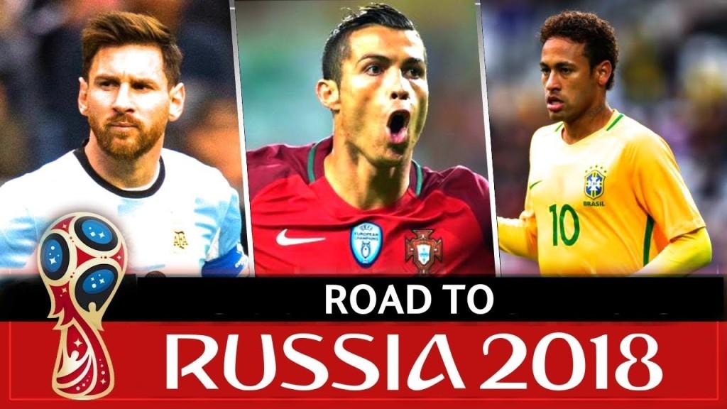 Në Rusi mbërrijnë yjet një e nga një...Ronaldo, Messi e Salah