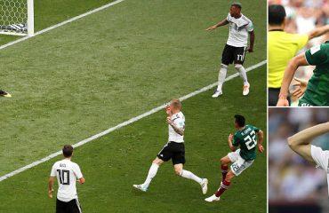 """Meksika zbret Gjermaninë """"me këmbë në tokë"""", kampionët e nisin me humbje si në '82"""
