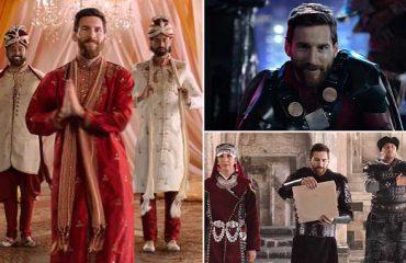 ARGJENTINA/ Messi si kurrë nuk e keni parë më parë