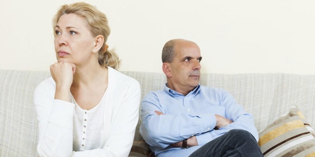 Mungesa e dëshirës në çift: shkaqet dhe zgjidhjet
