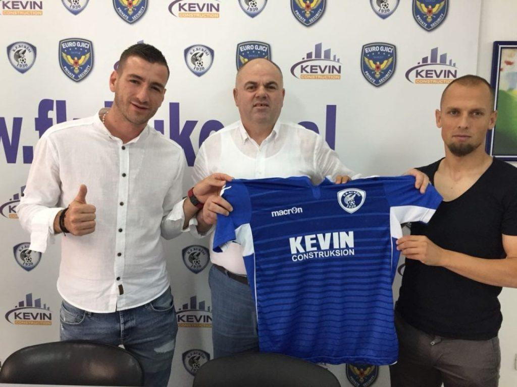 """Sebino Plaku për ëndrrën """"Champions"""" të Kukësit"""