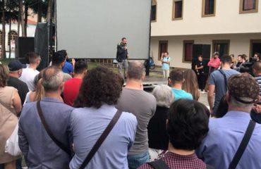 Vijon protesta për Teatrin, denoncimi i PD-së: Policia dhunoi deputetin e opozitës