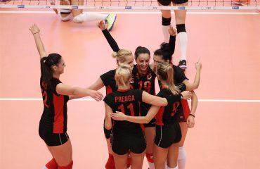 Shqipëri-Estoni 3-0, medalje bronzi në Suedi për vajzat kuqezi