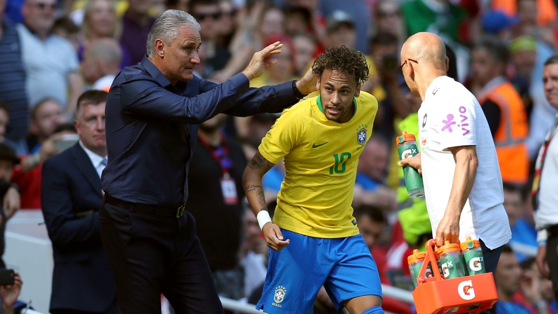 Brazili nuk i trembet askujt, shkon si më favoriti mes favoriteve në Rusi