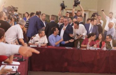 MPs clash with mayor Veliaj