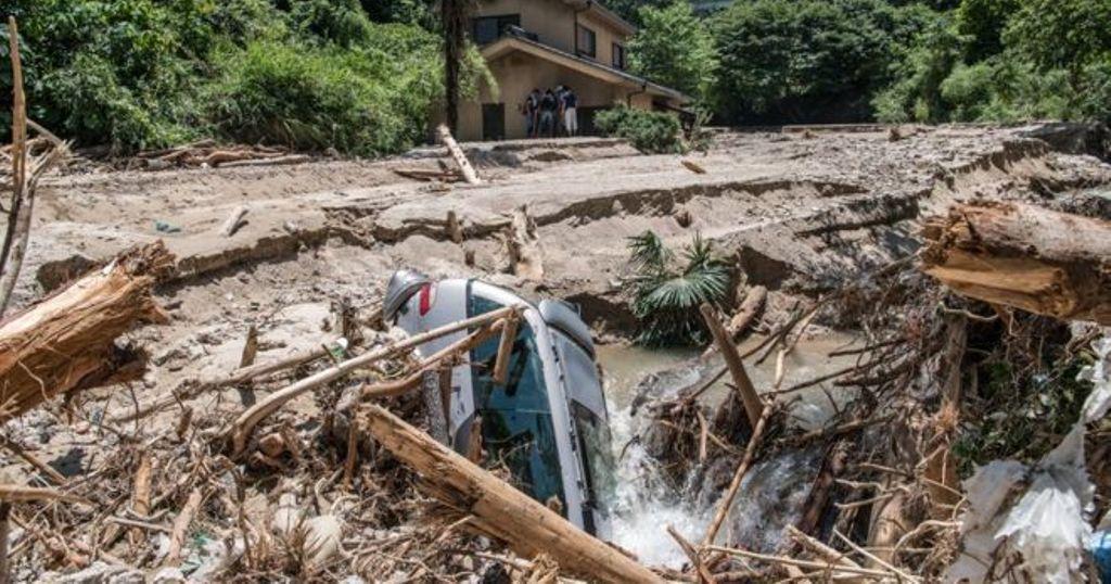 PËRMBYTJET/ Japonia bën bilancin e fatkeqësisë: 179 të vdekur dhe 70 të zhdukur