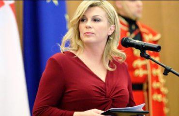 Ftesa/ Presidentja kroate vizitë në Tiranë dhe fjalim në parlament