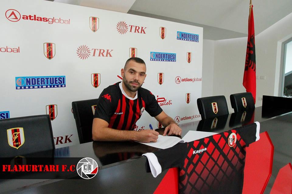 FLAMURTARI/ Idriz Batha, përforcimi i bujshëm pas trajnerit Daja