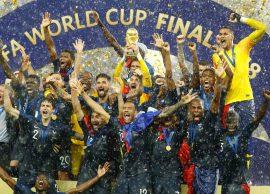 Rusia 2018Mbyllet ëndrra kroate në finale, Franca