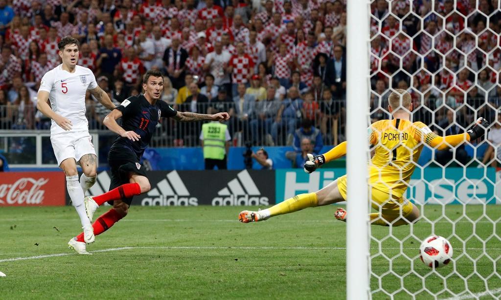 Finalja e madhe e Kupës së Botës: Francë-Kroaci