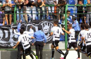 """Familja """"Prenga"""", pjesë e suksesit të Laçit në Europa League"""