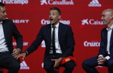 PREZANTIMI/ Premton ndryshime, Luis Enrique: Spanja s'ka nevojë për revolucion