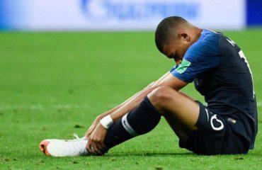 """""""SEKRETI"""" I BOTËRORIT/ Mbappe luajti i dëmtuar në finale"""