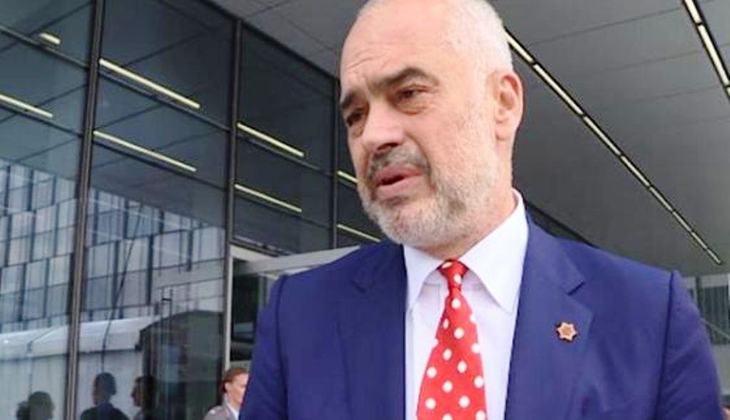 Kryeministri Rama: Një zgjidhje përfundimtare do të ishte më e mira për fëmijët në Serbi, në Kosovë dhe në Ballkan