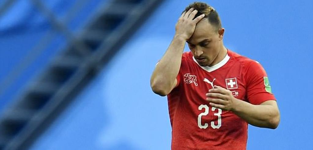 """Suedia në çerekfinale, Zvicra nuk kalon """"kufirin"""". Analiza e """"Blick"""": Dështuan shqiptarët"""