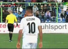 Myrto Ozuni Pas debutimit, goli ndaj Skocisë ëndr