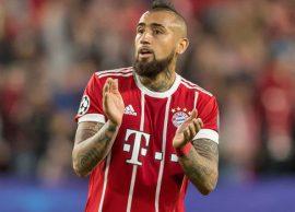 BAYERN Vidal në ikje, rishfaqet United