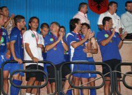 Trajneri i Kroacisë, frymëzimi më i madh i Shqipër