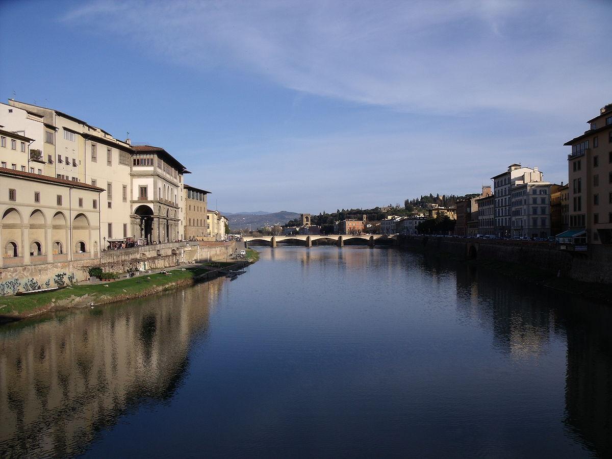 Shqiptari, heroi i ditës në Firence, shpëroi nga mbytja në lum italianin 86 -vjeçar