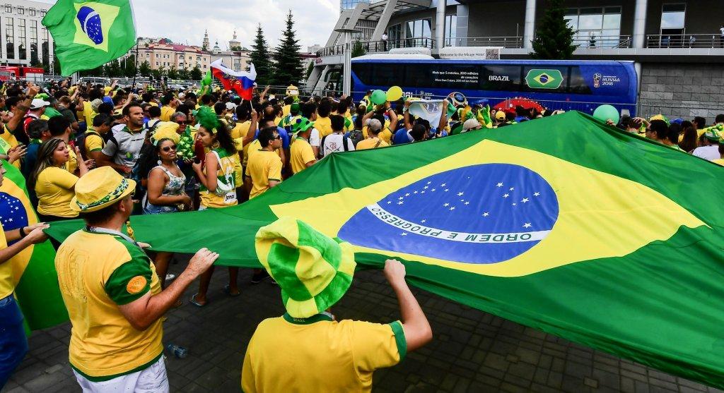 """Brazil-Kroaci, finalja """"më e mundshme"""" e Botërorit!"""