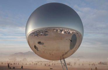 """Arkitekti Bjarke Ingels do të përfaqësohet në festivalin """"Burning Man 2018"""" me diskun """"The Orb"""""""