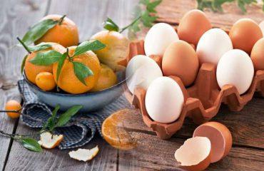 Dieta me vezë dhe agrume