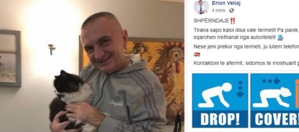 """""""ANTENA JASHTË FAMILJES""""/ Flet shoku Ilir Meta: Monika nuk më telefonoi pas tërmetit..."""