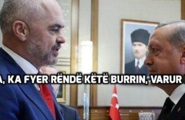 """""""ANTENA JASHTË FAMILJES""""/ Edi Rama: Do i kërkoj Ramushit të çojë """"Babalen"""" në Turqi!"""