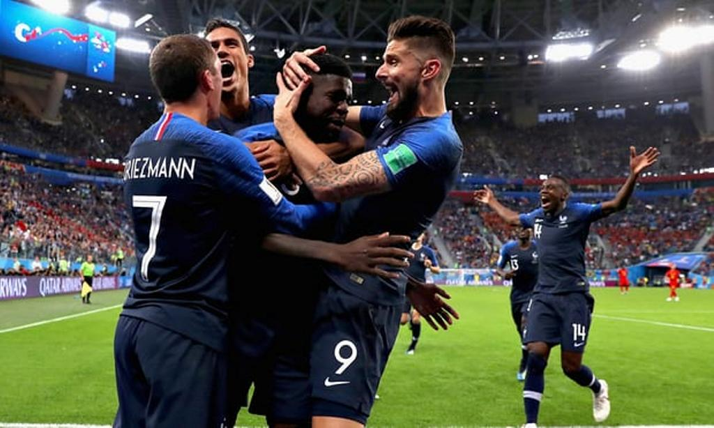 """Franca i """"shuan"""" yjet Belgjikës për finalen e madhe të Moskës!"""