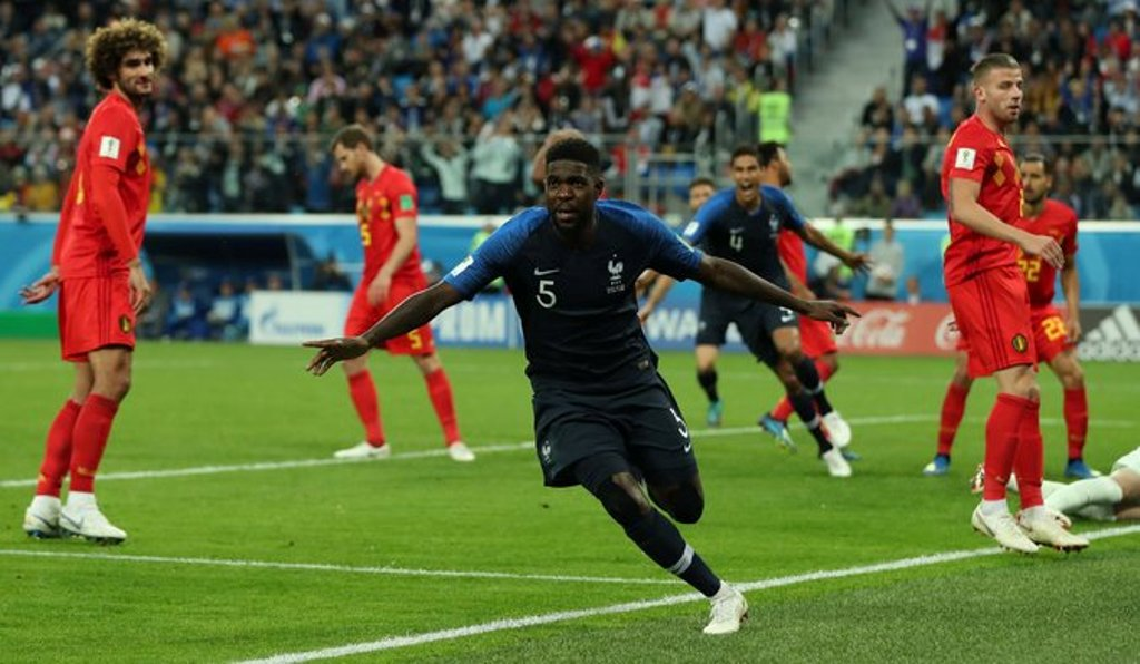 "Franca prek finalen e madhe, zbehen ""yjet"" e Belgjikës"
