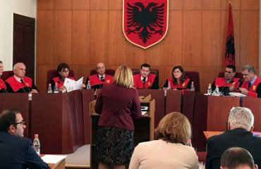 Vetting process leads to the impeachment of another Constitutional Court justice