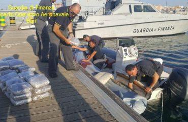 Itali, kapet gomonia me 300 kg drogë shqiptare
