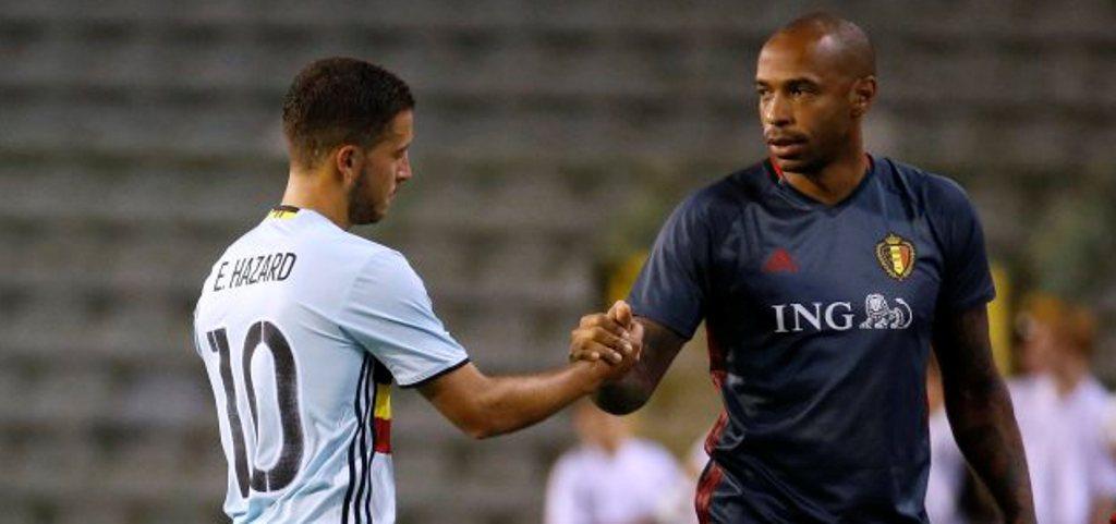 E veçanta e Francë-Belgjikë, Hazard dhe Henry