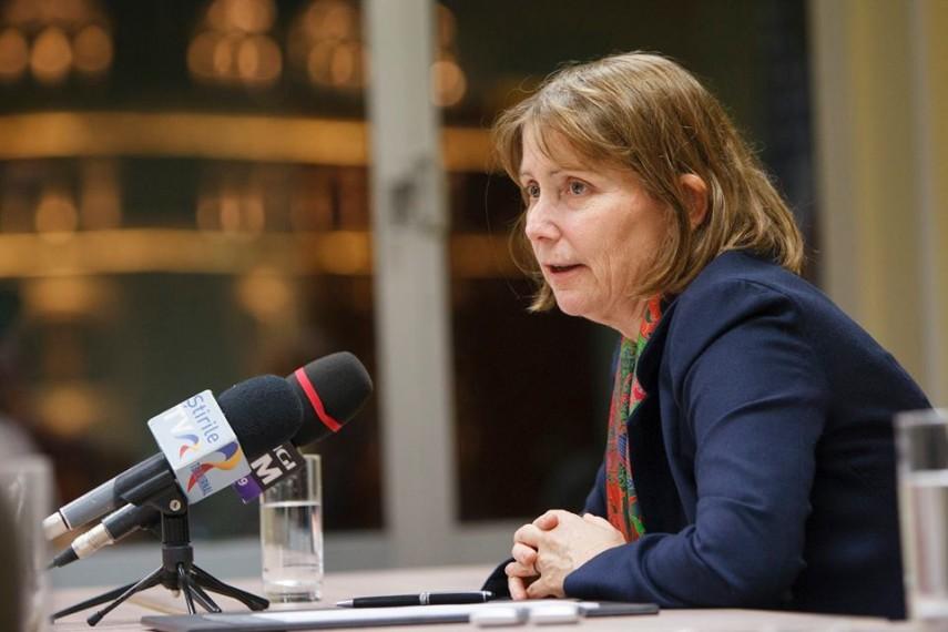Kongresi i rikthen Presidentit Tramp kandidaturën e ambasadores së SHBA-së në Tiranë