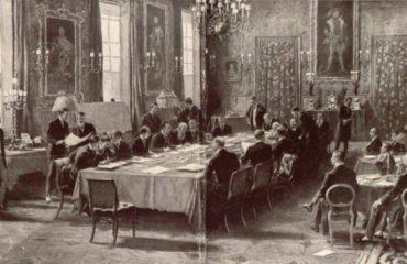 Sot, 105-vjet nga  punimet e Konferencës së Londrës