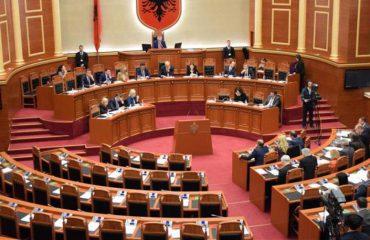 DEBATI/ Kuvendi i hap rrugën prishjes së Teatrit Kombëtar, votohen ndryshimet në ligj