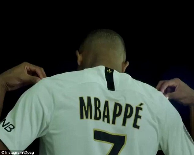 """""""KM-7"""", Mbappe i merr """"numrin"""" Ronaldos"""