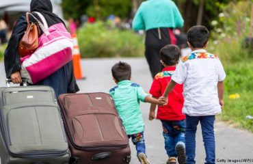 Report: Number of illegal refugees in the south has increased