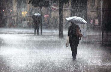 Sot nuk ka diell, kujdes nga rrebeshet e shiut