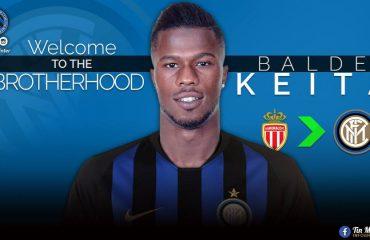 """""""Mirëserdhe në vllazëri"""", Balde është lojtari më i ri i Inter"""