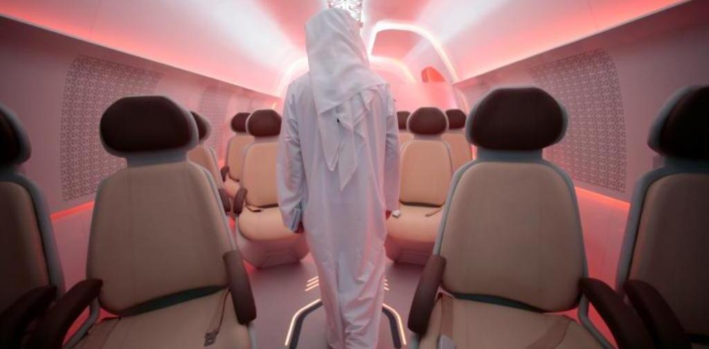 FANTASHKENCË/ Lëvizje me shtytje elektromagnetike, pasagjerët arabë do të udhëtojnë me 1200 km/h