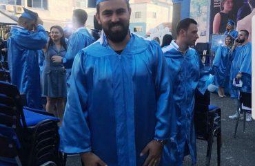 Dafi diplomohet