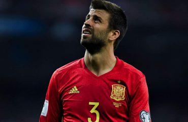 """Pique """"ndjek"""" Iniestën, mbrojtësi i Barcelonës jep dorëheqjen nga Kombëtarja"""
